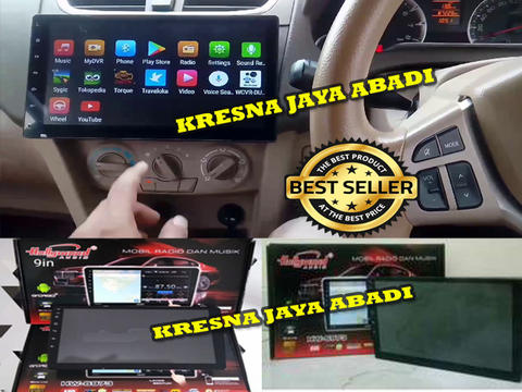 HEADUNIT ANDROID 9INCH