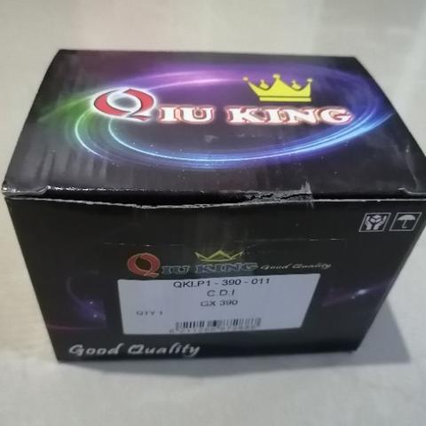 CDI Ignition Genset 5000w Merk Qiu King