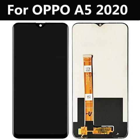 Lcd Oppo A5 2020+pasang