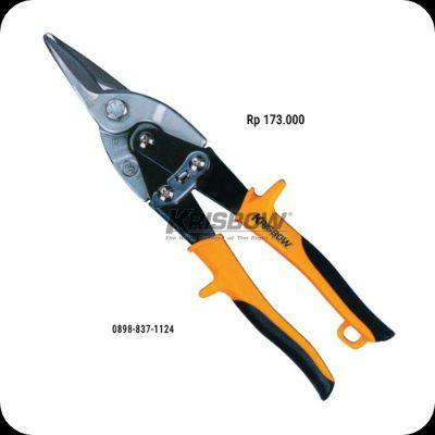 Gunting Baja Ringan Seng Aviation Snip Straight Cutting Krisbow KW0102119
