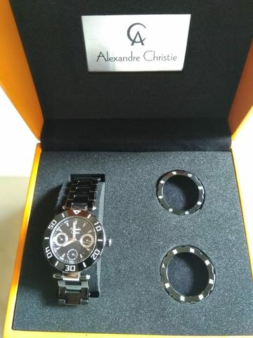Jam Tangan Couple Alexander Christie