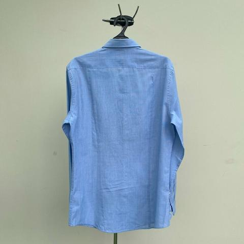 H&M Light Blue Shirt