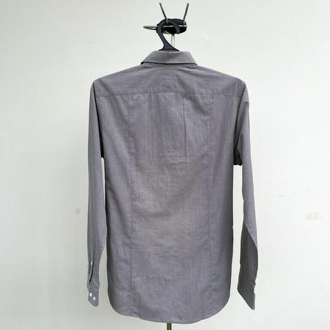 H&M Light Grey Shirt