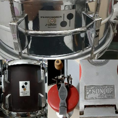 Sonor Performer germany 80's