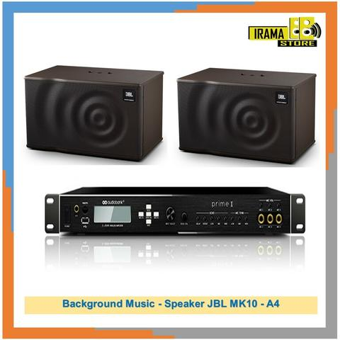 Background Music - Speaker JBL MK10 - A4