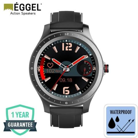 Eggel Tempo Sports Full Touch Screen Smartwatch / Smart Watch / Band