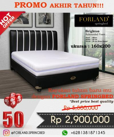 Springbed Forland