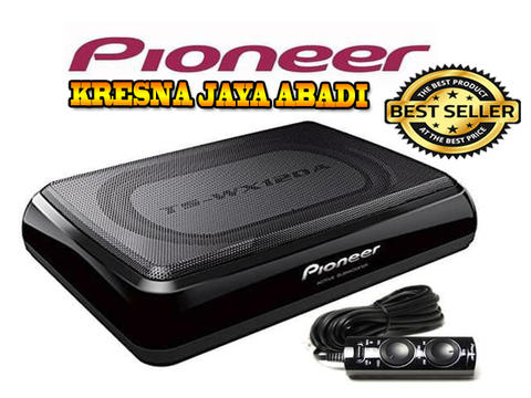 BASSTUBE KOLONG / SUBWOOFER AKTIF UNDER SEAT PIONEER