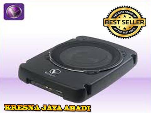 BASSTUBE KOLONG / SUBWOOFER AKTIF UNDER SEAT VENOM