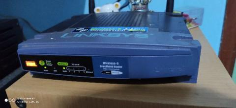 Linksys Cisco WRT54GL Router Extender Repeater