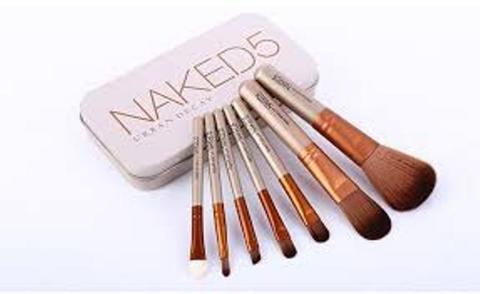 POWER BRUSH NAKED 5 URBAN DECAY KUAS MAKE UP NAKED5