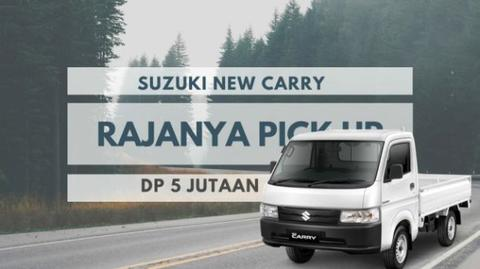 DP 1 JUTA CARRY PICKUP SUZUKI