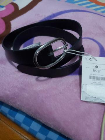 belt bershka new tag