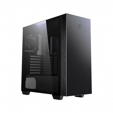[JoJo COmpTech] MSI MPG SEKIRA 100P - Tempered Glass Mid Tower E-ATX Gaming Case