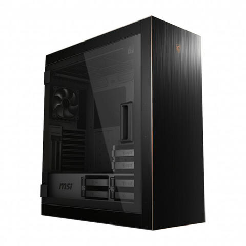 [JoJo CompTech] MSI MPG SEKIRA 500G - Tempered Glass Mid Tower E-ATX Gaming Case