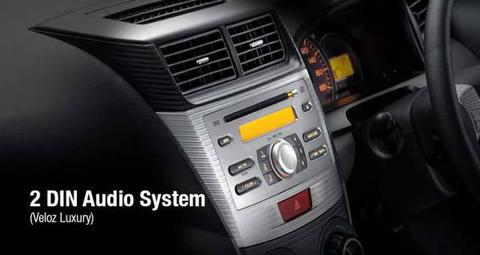 Head Unit Double Din - Audio System 2Din