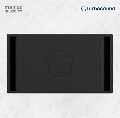 """Turbosound TCS110B (Band Pass Subwoofer, 10"""", 1200W, Compact, High Excursion)"""