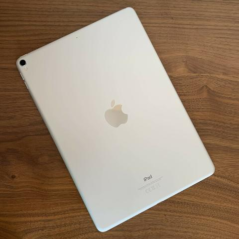"""IPad Pro 10.5"""" Silver 64GB 99% New-Replacement bs tt iPhone 11"""