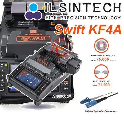 ILSINTECH Swift KF4A - All In One Fusion Splicer | Harga Nego