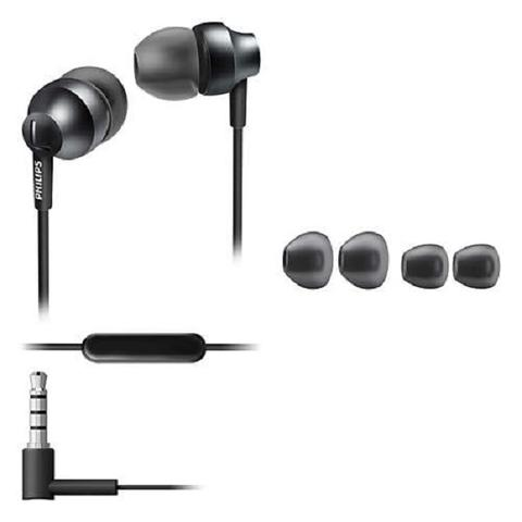 Philips SHE3855 - Closed Back In Ear Headphone with Mic