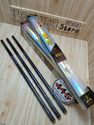 JORAN TEGEK KAKU THREE FISH SPECIAL ADVANTAGE 450