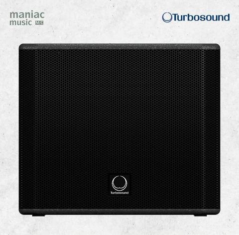 """Turbosound TMS118B (Front Loaded Subwoofer, 3200W, 18"""", High Power)"""