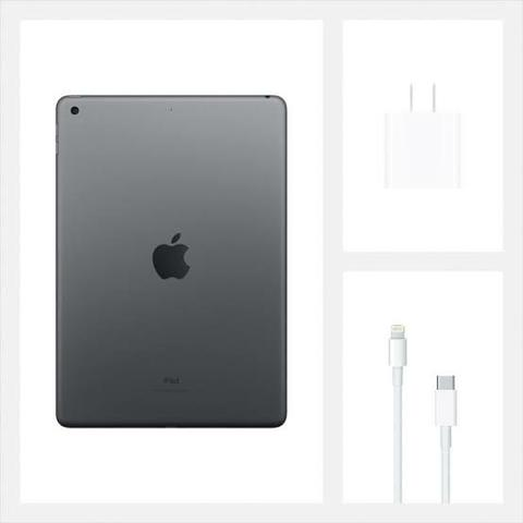 Apple iPad 8 WiFi Only 128GB Grey BNIB Inter Timer 00 COD Bandung