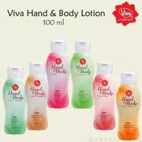 VIVA HAND AND BODY LOTION 100 ML - SEXY