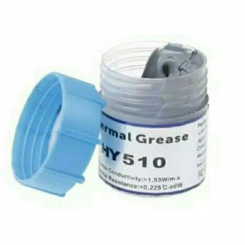Thermal Pasta Paste Processor Thermal Grease HY510 Botol