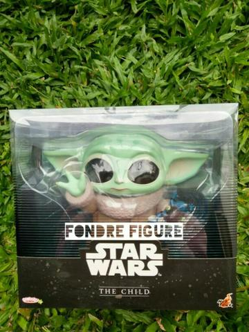 ORIGINAL HOT TOYS COSBABY THE CHILD STAR WARS BABY YODA LARGE SIZE COSBABY 749
