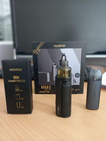 VOOPOO DRAG S & VMATE POD LIMITED EDITION