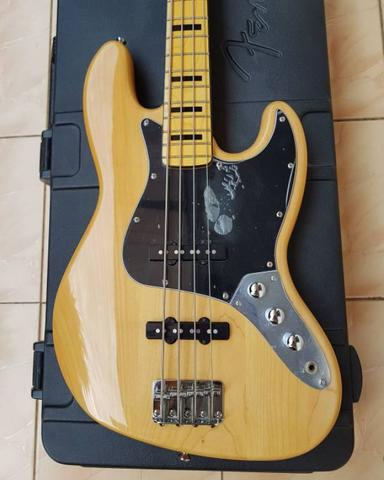 Squier jazz bass Vintage Modified 70s