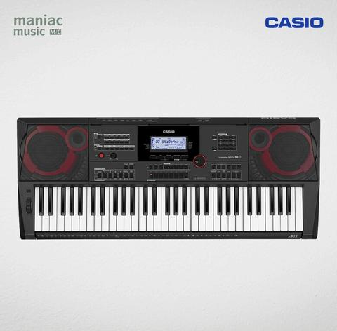 Casio CT-X5000C2 (Keyboard, 61 Key, Touch Response, Softcase, Portable)
