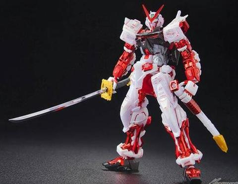 RG Astray Red frame limited edition