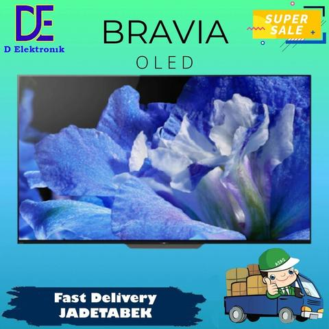 PROMO OLED TV SONY 65 INCH KD-65A8F KD65A8F ULTRA HD SMART ANDROID TV
