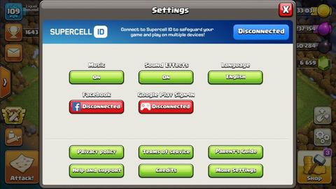 Clash of Clans COC Builder O.T.T.O