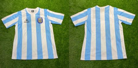 JERSEY ARGENTINA HOME 1986