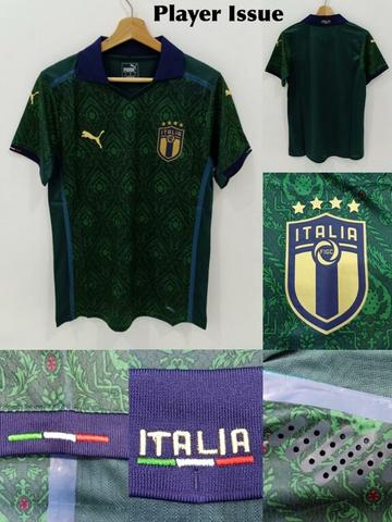 JERSEY ITALY PLAYER ISSUE 2020-2021