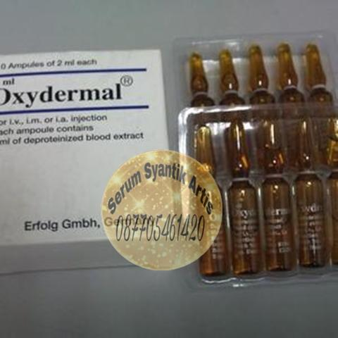 ECER OXYDERMAL WHITE