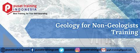 Pelatihan Geology for Non-Geologists