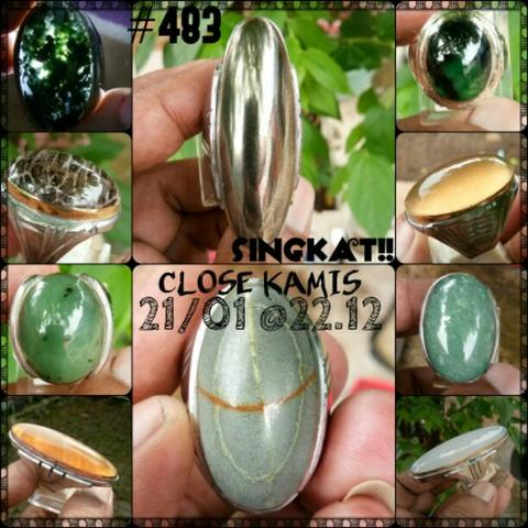 LELANG #483 = 30pcs SINGKAT!! CLOSE KAMIS 21/01 @22:12