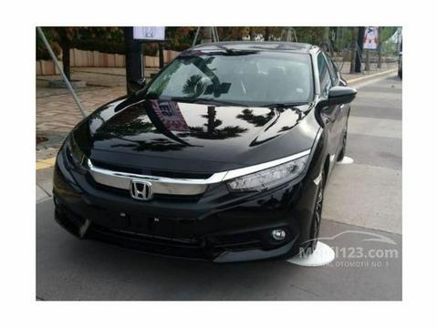 Stock Terbatas Honda New Civic 1.5 Turbo 2020 , Grab It Fast