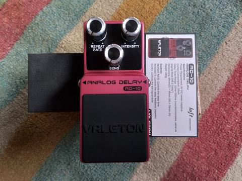 Guitar Effect Valeton Analog Delay AD-10