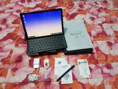 Tablet SAMSUNG Galaxy Tab S4 10.5 inch with S Pen n Keyboard Ori SEIN