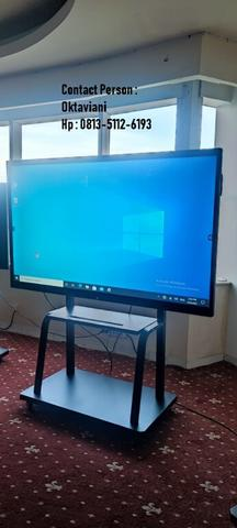 """Interactive Smartboard Conference Panel 75Inch / 75"""" Support OPS MAXHUB PC Module"""