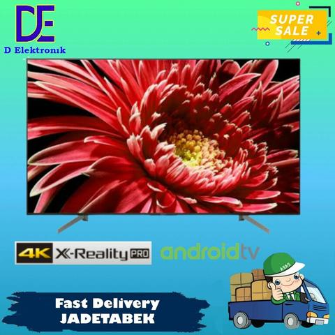 PROMO LED TV SONY 65 INCH KD-65X8500G KD65X8500G UHD 4K ANDROID TV
