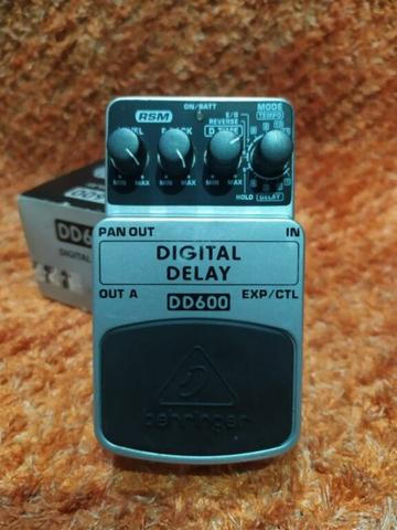 Effect Gitar Behringer DD600 DD 600 Digital Delay DD3 DD7