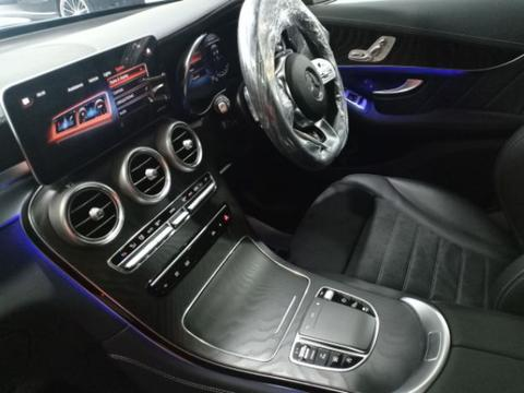Mercedes-Benz GLC 300 Coupe AMG Line