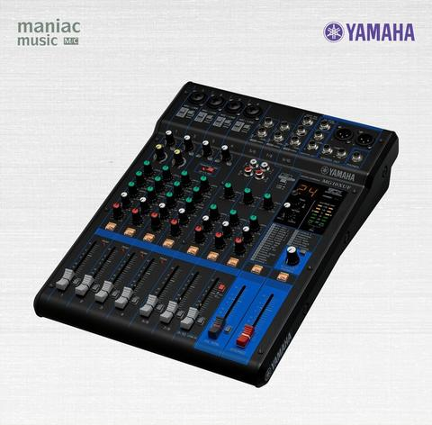 Yamaha MG10XUF (Mixer, 10 Channel, 4 Mono, 3 Stereo, Aux, Include FX)