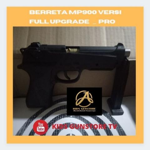AIRSOFT SPRING ACM BERRETA MP900 FULL UP NOT MARUI' KSC' KJW' CYBERGUN' EMG